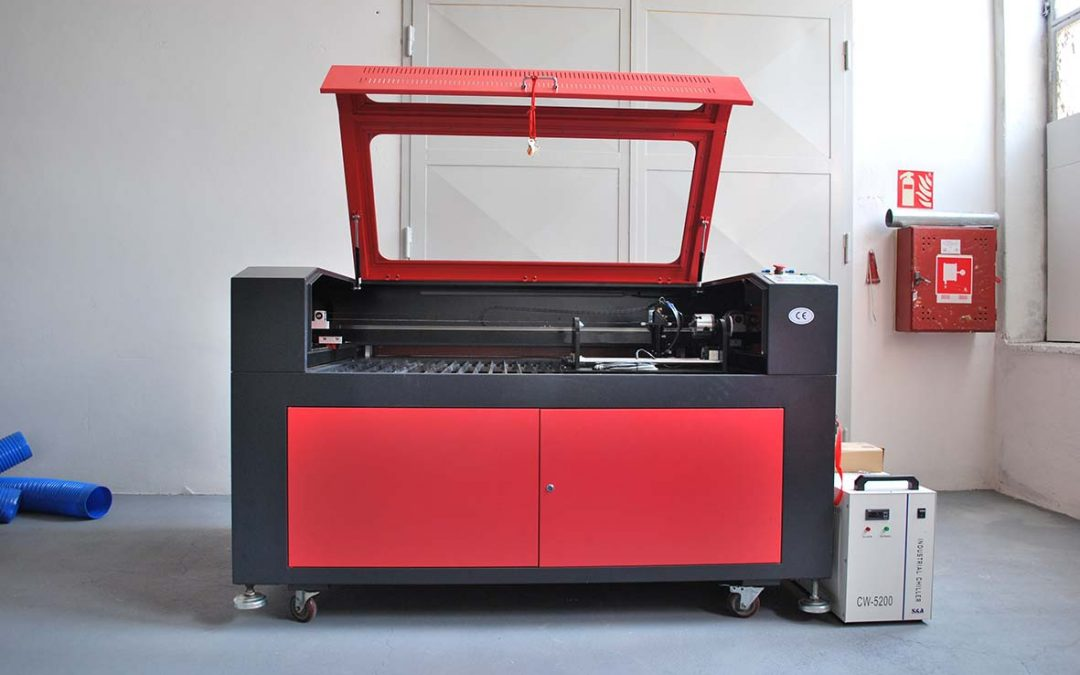 Úspešný projekt – Laserové zariadenia